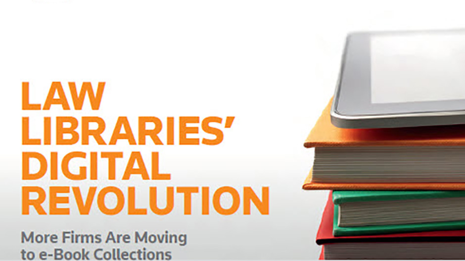 Law libraries' digital revolution